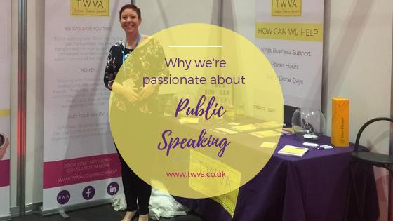 TWVA Public Speaking