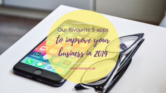 Best Apps for 2019