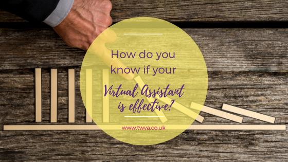 Is your VA effective?